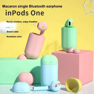 Inpods One inPods12 Macarons TWS Earphones earbuds headphone Touch Control iOS android