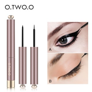 Bút kẻ mắt dạng nước O.TWO.O Rose Gold Waterproof Liquid Eyeliner thumbnail