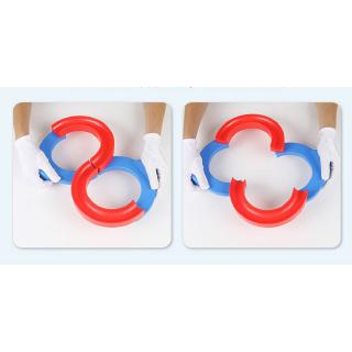 PROMO! Kindergarten Children Toys 88 Track Ball Toys Early Education Training Toy