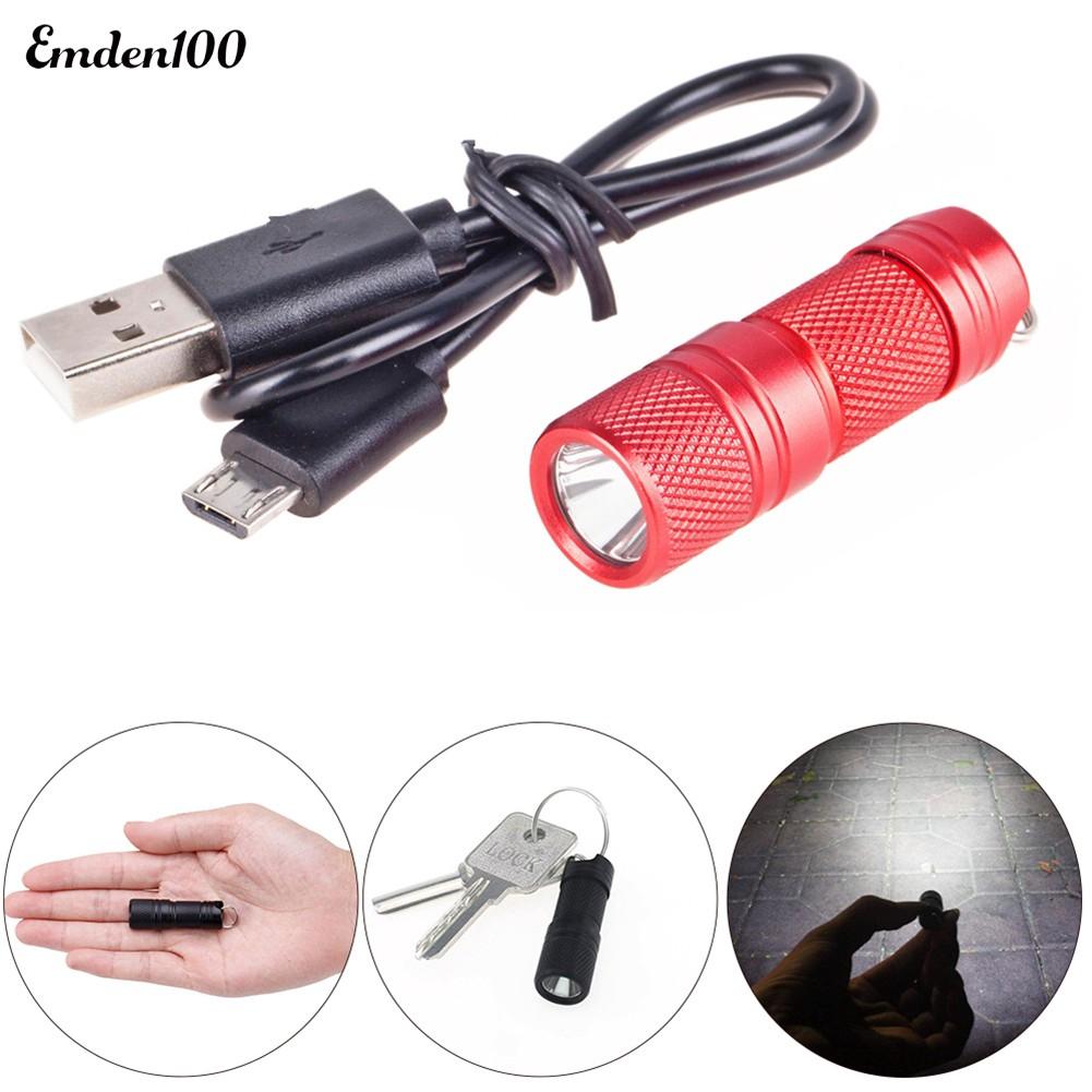 Móc khóa USB có đèn LED