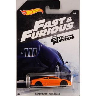 Xe mô hình Hot Wheels Fast & Furious Lam.borghini Murcielago FKF09