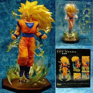 Mô hình Figure Son Goku Ss3 FZ – Dragon Ball