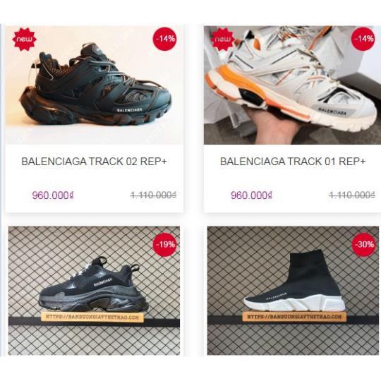 Giầy Balenciaga , Sneaker Nam , Nữ Balenciaga , Tăng Chiều Cao [Chất]