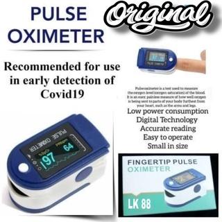 Đồng hồ đo Oxymeter LK 88 có đèn LED nhiều màu sắc LK88 thumbnail