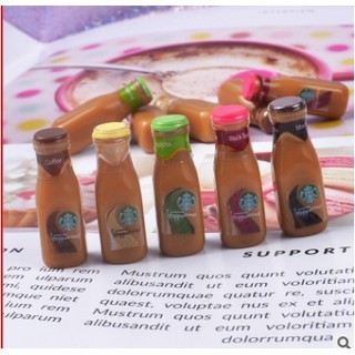 Mô hình chia nước cà phê phụ kiện trang trí nhà búp bê