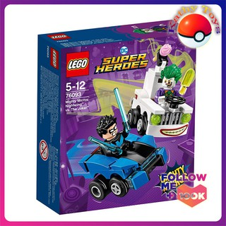LEGO® SUPERHEROES Nightwing Đối Đầu The Joker 76093