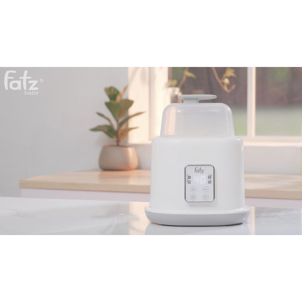 S Máy hâm sữa tiệt trùng 2 bình điện tử Fatz Baby - Duo2 - FB3223SL 44 46
