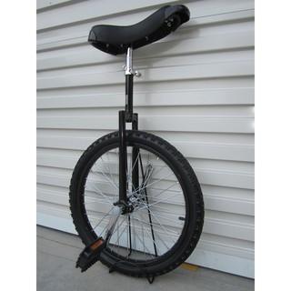 Xe Đạp Một Bánh Màu Đen – Unicycle