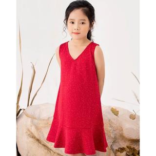 DIDO - Váy Đỏ Đuôi Cá Bé Gái thumbnail