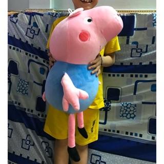 HEO PEPPA PIG Khổ vải 70cm Cao Cấp,Chất Miniso Siêu Mềm Nhũng,Co Giãn