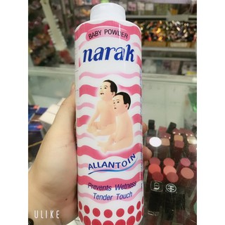 Phấn thơm em bé Nara Thái Lan 380g thumbnail