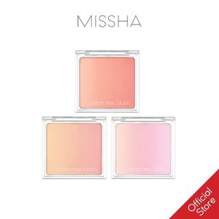 Phấn Má Hồng MISSHA Cotton Mix Blusher 4g thumbnail