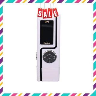 Máy nghe nhạc MP3 ZOZO Z8 4GB – Bảo Hành 12 Tháng Chính Hãng .