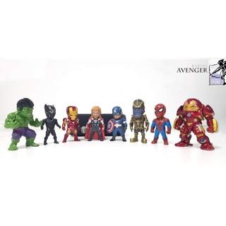 Đồ chơi mô hình các Siêu Anh Hùng Avengers (8 con)