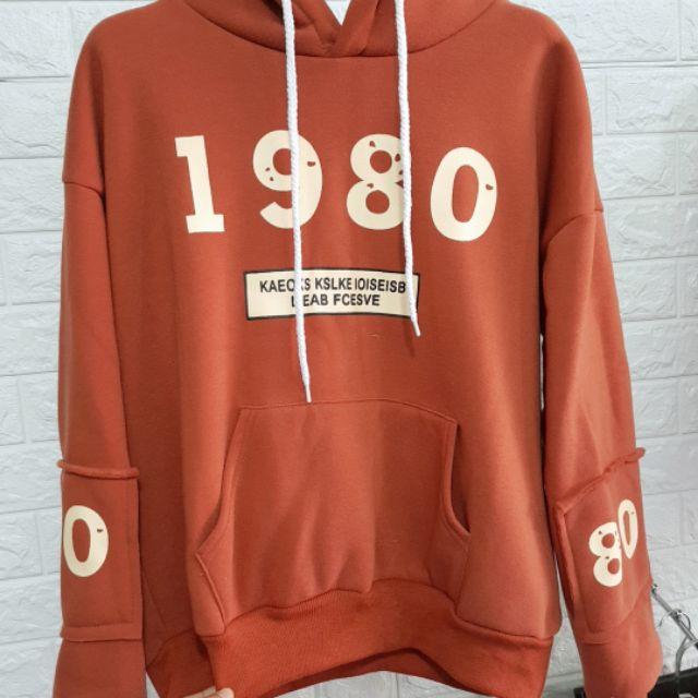Áo Hoodie 1980