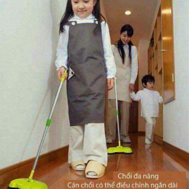 Chổi lau nhà hút bụi thông minh - 3062156 , 493160397 , 322_493160397 , 125000 , Choi-lau-nha-hut-bui-thong-minh-322_493160397 , shopee.vn , Chổi lau nhà hút bụi thông minh