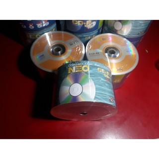 Lốc 50 đĩa CD-R NEO vàng