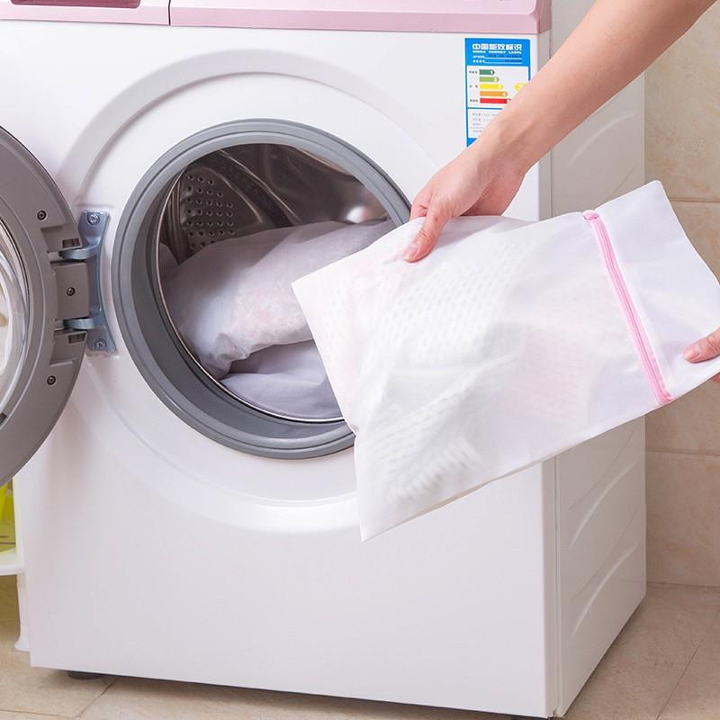 Túi giặt chăn ga REE Bedding loại lớn 60x60cm, lưới mắt nhỏ cao cấp TG63
