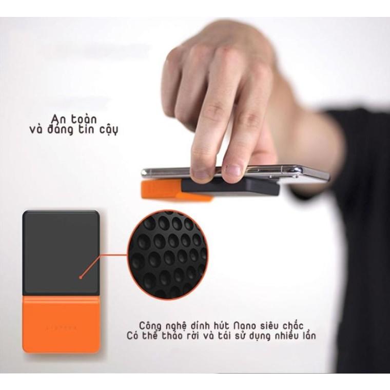 Pin sạc dự phòng hỗ trợ không dây thông minh cho điện thoại - The Royal's