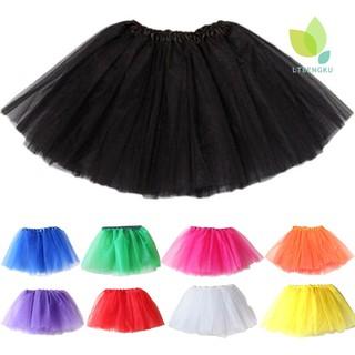 Chân váy xòe TUTU phong cách múa ba lê dễ thương cho bé gái