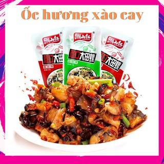 [SALE SỐC] Ốc Hương Cay Hồ Nam Siêu Ngon – Gói 15gr – Ốc xào cay Đồ ăn vặt nội địa Trung