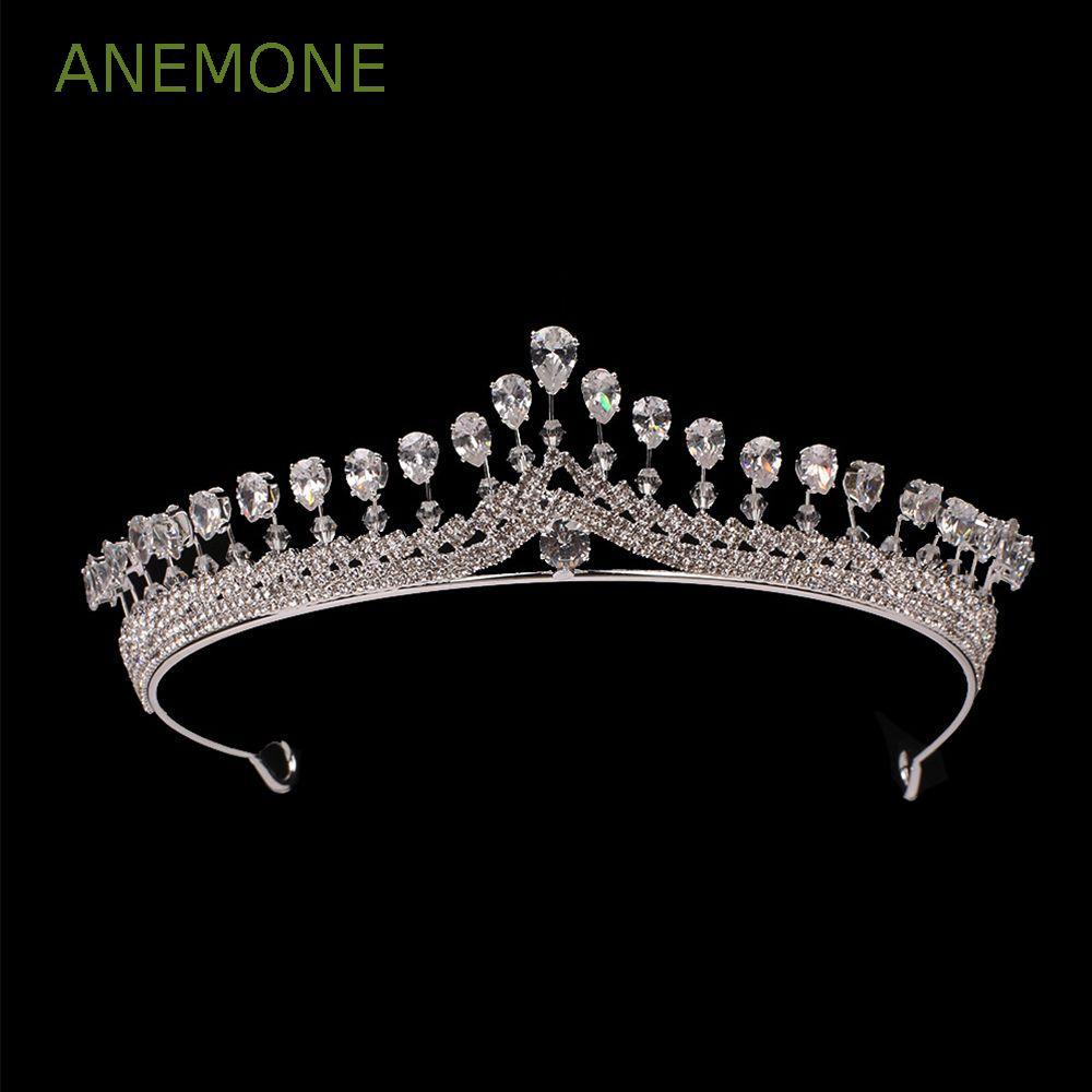 ANEMONE Wedding Jewelry Hair Accessories Bridal Headwear Crown Headband Bridal Jewelry Bridal Crown - 13846340 , 2646272228 , 322_2646272228 , 206900 , ANEMONE-Wedding-Jewelry-Hair-Accessories-Bridal-Headwear-Crown-Headband-Bridal-Jewelry-Bridal-Crown-322_2646272228 , shopee.vn , ANEMONE Wedding Jewelry Hair Accessories Bridal Headwear Crown Headband