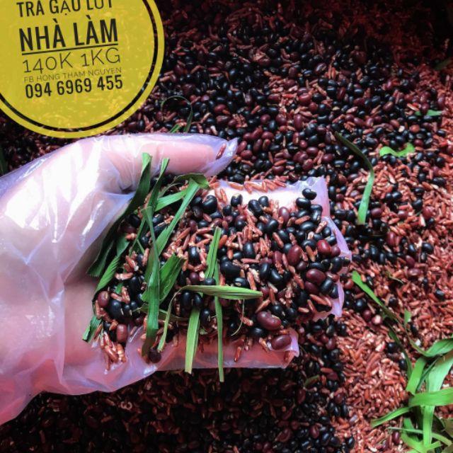 Trà gạo lứt đậu đen xanh lòng đậu đỏ rang sẵn nhà làm - 14838249 , 1793955923 , 322_1793955923 , 150000 , Tra-gao-lut-dau-den-xanh-long-dau-do-rang-san-nha-lam-322_1793955923 , shopee.vn , Trà gạo lứt đậu đen xanh lòng đậu đỏ rang sẵn nhà làm
