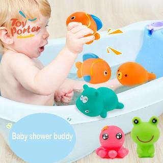 Đồ chơi bồn tắm bằng cao su cho bé