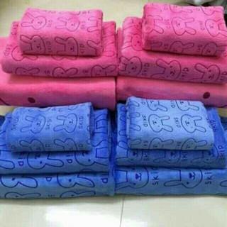 Sét khăn tắm 1m4