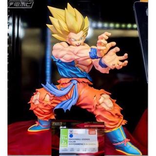 Dragon Ball Legends ssj Goku bắn Kamehameha