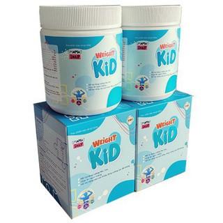 ⚡𝐂𝐇𝐈́𝐍𝐇 𝐇𝐀̃𝐍𝐆⚡ Sữa tăng cân WEIGHT KID cải thiện hấp thu, biếng ăn cho bé từ 06 tháng đến 10 tuổi loại 150g