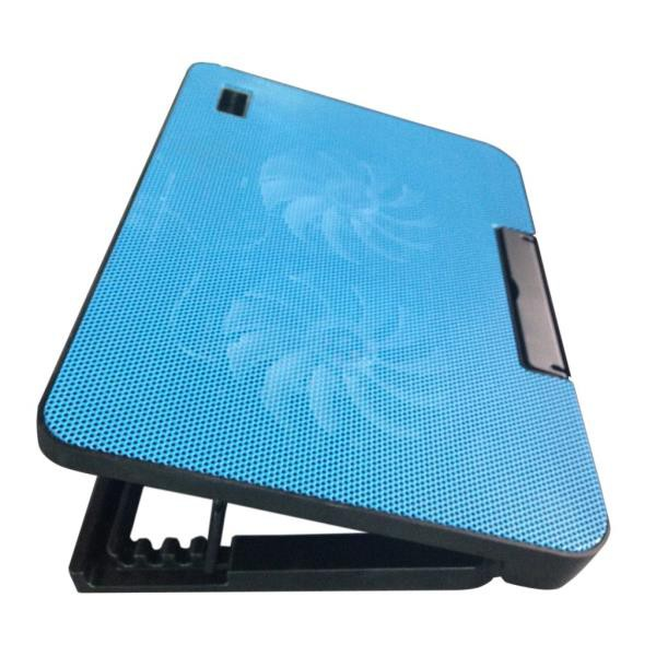 Đế tản nhiệt Laptop Cooling Pad N99 có đế nâng (Chính Hãng)