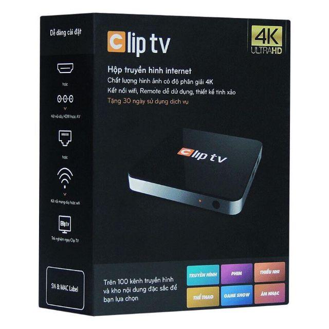 Clip TV Box F1s/F1w Hàng chính hãng