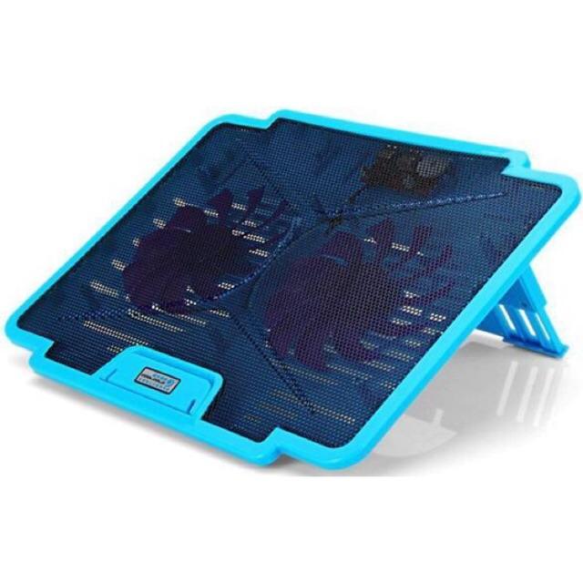 [SALE 10%] Quạt tản nhiệt 2 fan Coolcold K24 có đế nâng 45 độ, có led, đế tản nhiệt - 2464635 , 5661903 , 322_5661903 , 230000 , SALE-10Phan-Tram-Quat-tan-nhiet-2-fan-Coolcold-K24-co-de-nang-45-do-co-led-de-tan-nhiet-322_5661903 , shopee.vn , [SALE 10%] Quạt tản nhiệt 2 fan Coolcold K24 có đế nâng 45 độ, có led, đế tản nhiệt