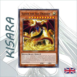 Bài lẻ Yugioh Slifer the Sky Dragon – MVP1-ENS06 – Ultra Rare