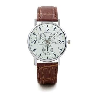 Đồng hồ nam thời trang cao cấp dây da Modiya DH97 Siêu Đẹp