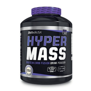Biotech Hyper Mass 4kg MASS HỖ TRỢ TĂNG CÂN CƠ NẠC thumbnail
