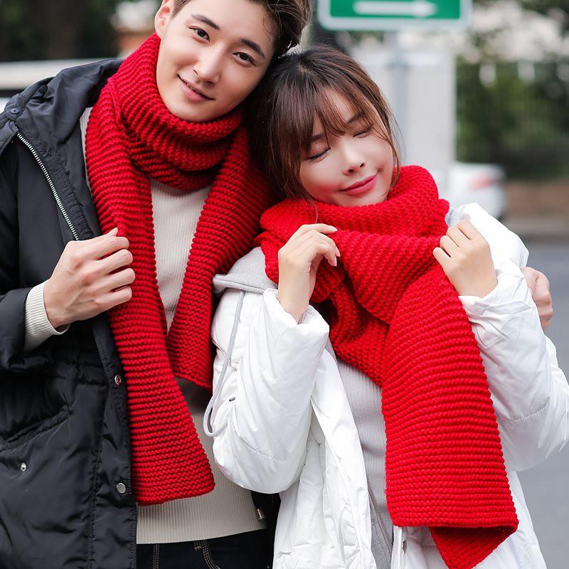 Khăn Len Sợi To Style Hàn Quốc KTT5