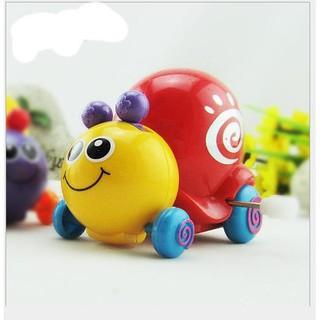 Đồ chơi trẻ em đồ chơi thông minh Ốc sên cót thú cót đồ chơi trẻ em