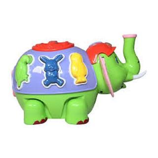 Đồ chơi voi thổi bong bóng có nhạc