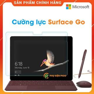 Cường lực Surface Go – Kính cường lực Microsoft Surface Go trong suốt độ cứng 9H full màn hình
