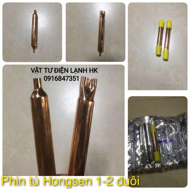 Phin lọc gas tủ lạnh HENGSEN một - hai đuôi 1 - 2 - fin tủ hãng YNECO mianmi 2 đuôi (chọn đúng loại khi đặt hàng)