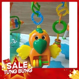 """SIÊU""""HOT"""" Bộ đồ chơi giá đỡ treo cho em bé tập nhận biết màu sắc chơi đùa nâng cao trí thông minh TP60685 MỚI"""