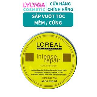 Sáp Vuốt Tóc Nam LORAEL 100g sáp mềm gel , sáp cứng tạo kiểu dễ dàng tóc nam nữ giữ nếp tốt wax tóc SA01 thumbnail