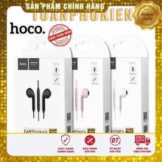 Tai Nghe Hoco ⚡ Tai Nghe Hoco M55 Có Dây Nhét Tai Siêu Hay Có Mic - Bảo Hành 6 Tháng FULLBOX -Châts Case Store