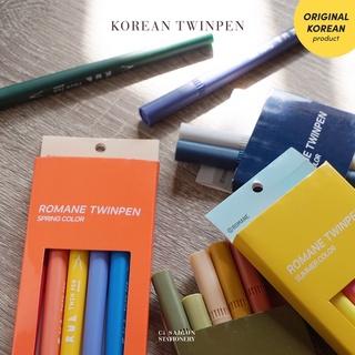 Viết highlight 2 đầu – Korean Twin Pen