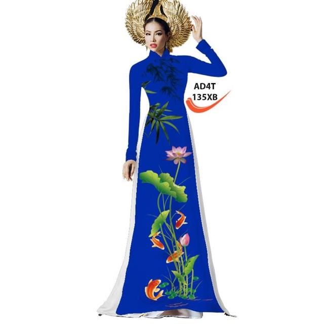 Vải áo dài - 10016554 , 398679627 , 322_398679627 , 220000 , Vai-ao-dai-322_398679627 , shopee.vn , Vải áo dài