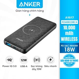 Sạc dự phòng không dây ANKER PowerCore III 10000mAh - A1617 thumbnail