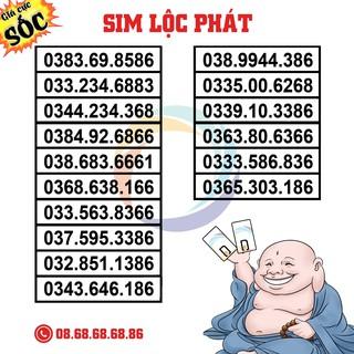 Sim Lộc Phát VIETTEL Giá Siêu Rẻ – Đăng Ký Gói V120 – Hỗ Trợ Đăng Ký Chính Chủ – (TẶNG KÈM KÍNH CƯỜNG LỰC IPHONE)