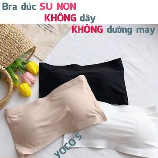 Bra quây ngực không dây YOCO'S su non mát mịn đệm mút vừa BRA004-Smartlife365